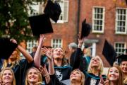 Bromsgrove students graduate from the University of Worcester