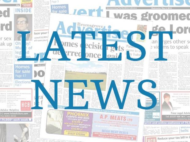 "NEWS ROUND-UP: Armed Brierley Hill teen avoids jail, Bewdley man faces ""text sex"" charges, public meeting to save Sedgley pub and Bromsgrove welcomes home Geoff Thomas."
