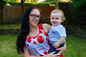 Bromsgrove mum sheds weight and prepares for charity run to say thanks to hospital for son's treatment