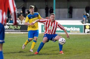 Bromsgrove Sporting win 11-goal thriller to book Urn final