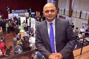 Sajid Javid's jobs fair is underway