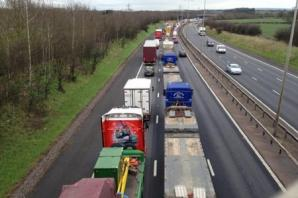 Traffic chaos across Bromsgrove with M5 set to remain closed until this afternoon